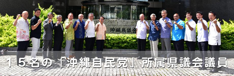 自由民主党 沖縄県支部連合会